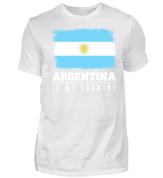 Argentina is my Country