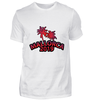 Das ideale Mallorca Party Shirt