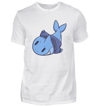 Shark Junge Sohn Haifisch Geschenk