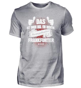 Zum Geburtstag Frankfurter