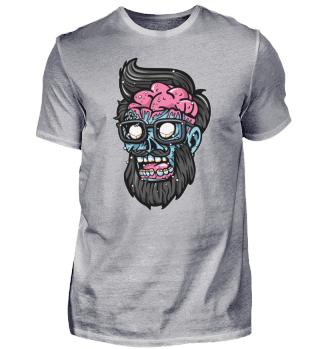 ☛ Zombie Head #20.1