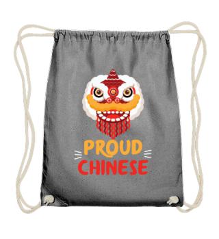 China Proud Chinese Dragon Mask Long