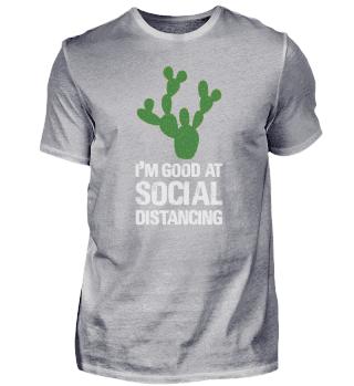 Social Distance Cactus Social Distancing