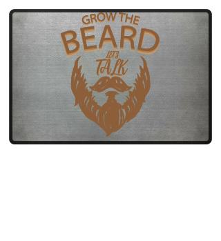 Grow the Beard lets talke