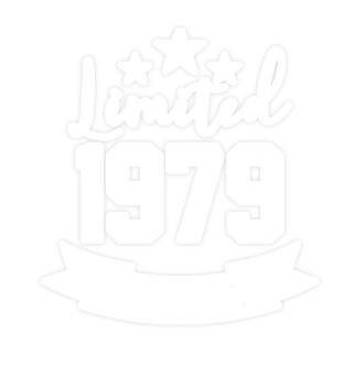 limited edition 1979 Birthday