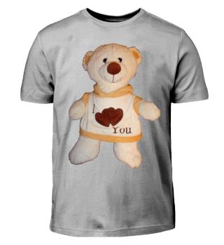 Kinder T-Shirt Teddy