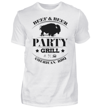 ☛ Partygrill · American BBQ #1S