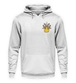 LCP CROWN HOODIE (UNISEX/Small Emblem)