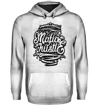 Herren Hoodie Sweatshirt Mafia Hustle Ramirez