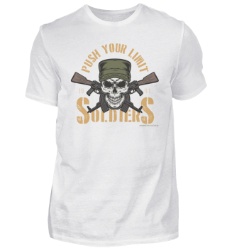 AK Skull Shirt