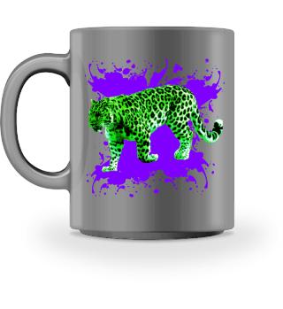 Grüner Leopard - Accessoires