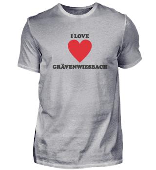 I LOVE GRÄVENWIESBACH - NAUNSTADT