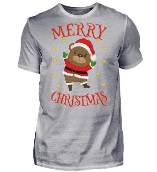 Merry Christmas Santa Bär