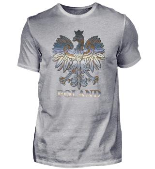 Poland Flag - Polish Eagle