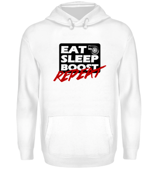 Eat Sleep Boost Repeat