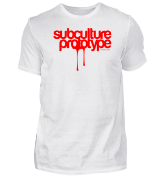 Subculture Prototype Shirt