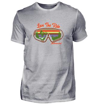 Love The Ride Goggles Fahrtwind
