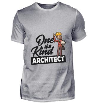 D001-0245B Proud Architect Architekt - O