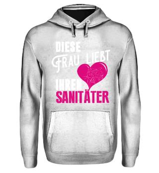 Sanitäter - Frau liebt ihren Sani