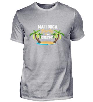 Mallorca Party Crew Malle Drinking Palms