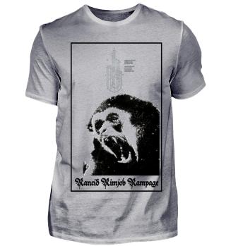 RRR - Nuclear Ape - white