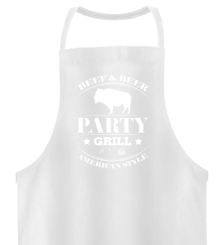 ☛ Partygrill · American Style #2W