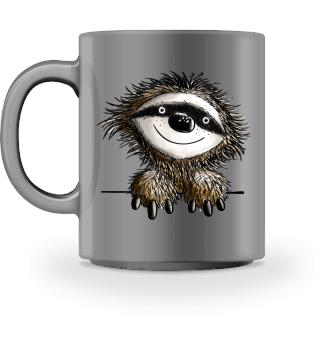 Funny Faultier I Sloth Comic
