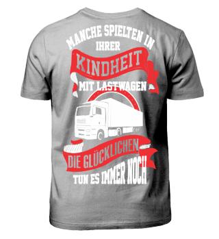 LKW Fahrer - Mit LKW spielen