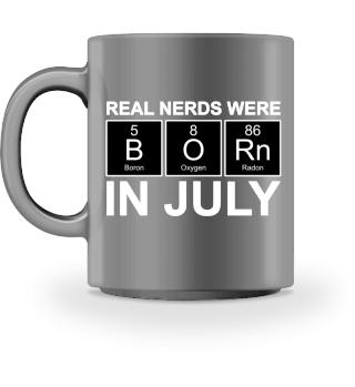 Periodic Elements - BORN july white