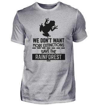 Rainforest animal welfare