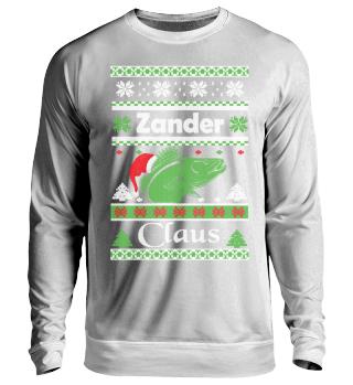 Fischer Ugly Christmas Zander Claus