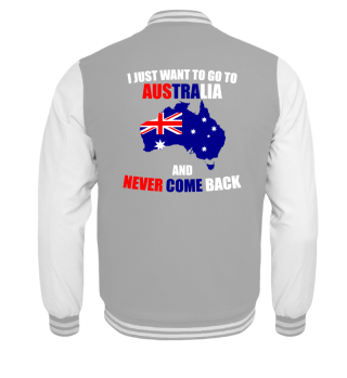 Australia - Never come back