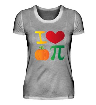 I Love Pumpkin Pie(Women)