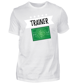 5 Sterne - Fussball Trainer - Taktik