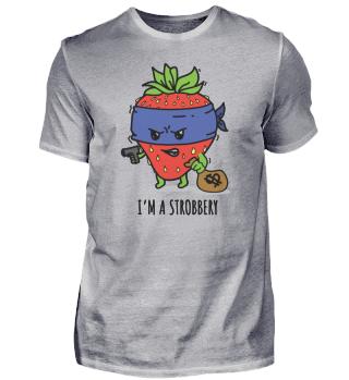 Erdbeer-Gangster