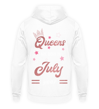 queens are born in july year edition