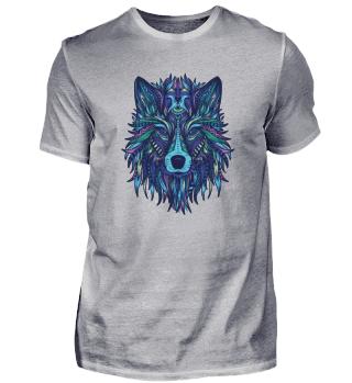 Wolf Mandala, Wolf Head
