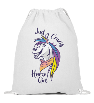Just a Crazy Horse Girl