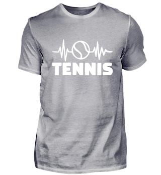 Tennisball puls white