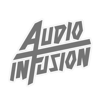 AIF graues Logo - Sticker