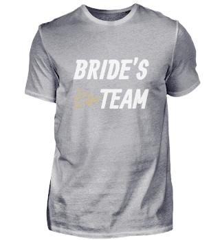 Junggesellinenabschied Team Braut