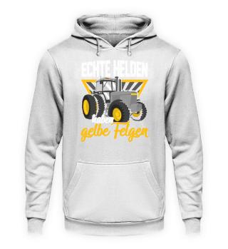Landwirt · Traktor · Echte Helden