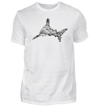 >> tribal shark tattoo for divers 1
