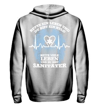 Sanitäter - Rette viele Leben