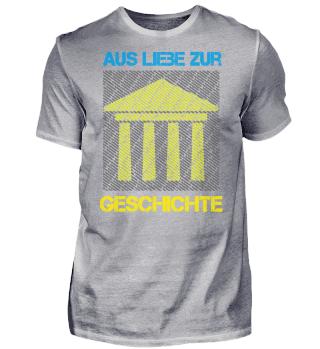 Geschichte Shirts