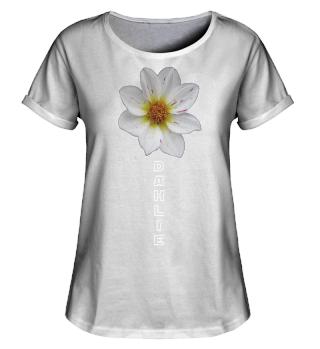 Kollektion Dahlie Blume Herz Chakra Flower Dahlia