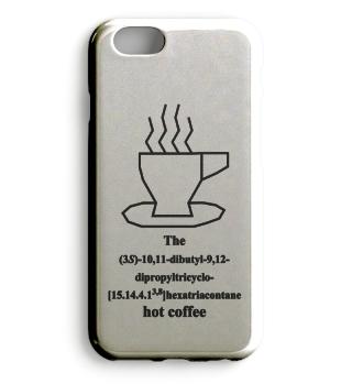 hot coffee - IUPAC - b - V