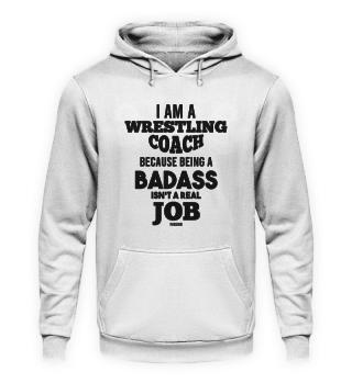 Wrestling coach funny saying