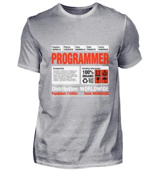Funny Programmer Shirt