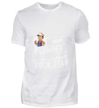 D001-0303A Pround Plumber Klempner - Hal